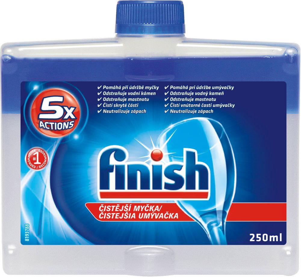 Calgonit finish čistič myček regular 250 ml