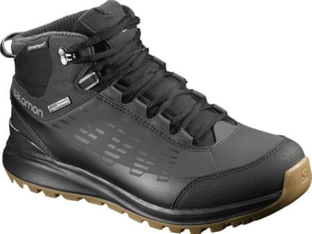 Salomon Kaïpo Cs Wp 2 Black/Asphalt/Titanium 42.0