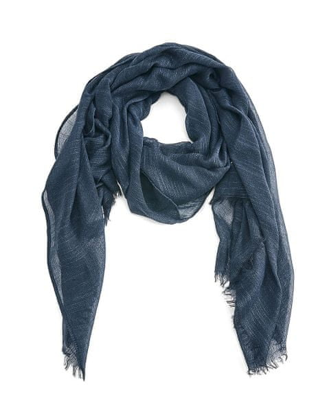 s.Oliver pánský tmavě modrý šátek