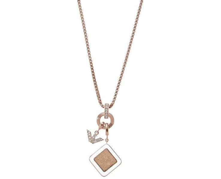 Emporio Armani Luxusní náhrdelník pro ženy EGS1958221