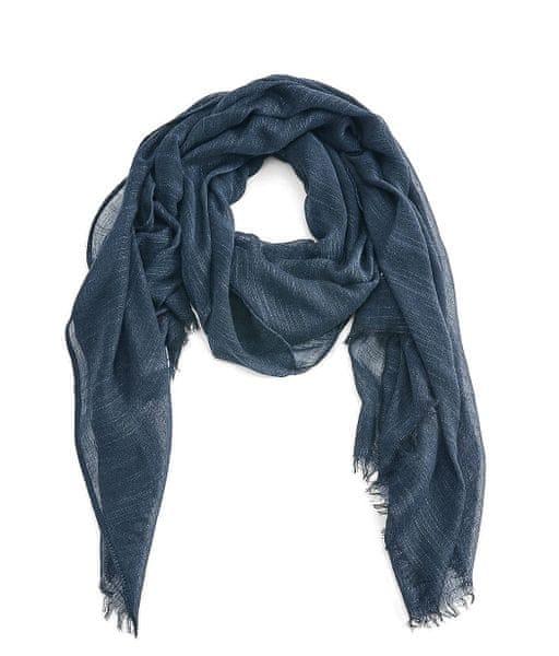s.Oliver pánský modrý šátek