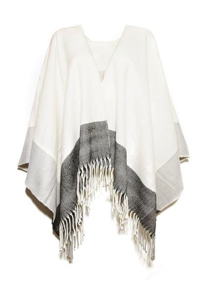 Nalí dámský bílý šátek