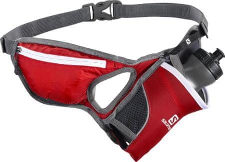 Salomon torba biodrowa Hydro 45 Belt Bright Red/Iron