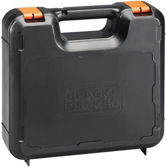 Black+Decker krožna žaga CS1250LKA z laserjem, 1250 W