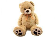 Medvěd velký 100 cm plyš