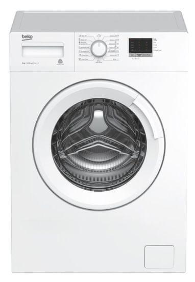 Beko WRE6511BWW pralni stroj