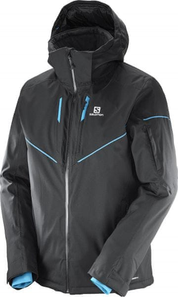 Salomon Stormrace Jacket M Black M