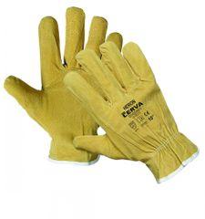 Červa Kožené pracovné rukavice Heron 9