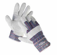 Červa Pracovné rukavice Gull kombinované 10