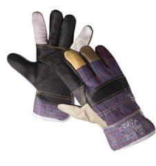 Červa Pracovné rukavice Robin kombinované 10