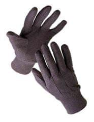 Červa Bavlnené pracovné rukavice Finch 9