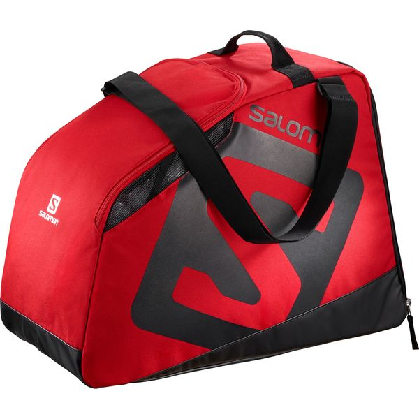 Salomon Extend Max Gearbag Beet Red/Medieval Blue
