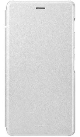 Huawei preklopna torbica za Honor 8 Lite in P9 Lite (2017), bela