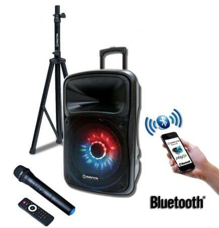 Manta prijenosni zvučni sustav za karaoke SPK5017 ERIE