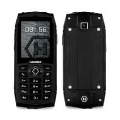 myPhone HAMMER 3, DualSIM, fekete