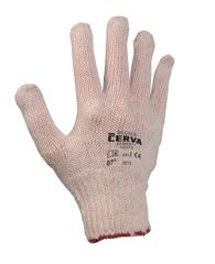 Červa Pletené PVC pracovné rukavice Scoter 10 7fb5e77e4d