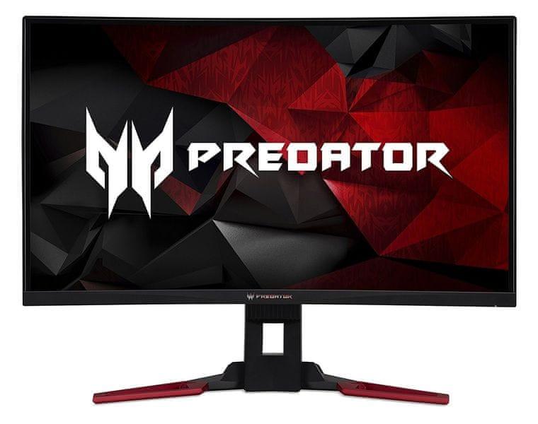 """Acer Z321Q zahnutý 31,5"""" LED herní monitor (UM.JZ1EE.001)"""