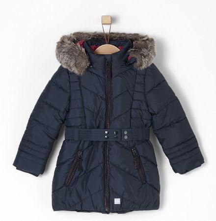 s.Oliver dívčí kabát 128 modrá