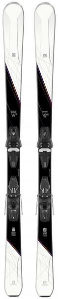 Salomon W-Max 8 + E Mercury 11 L 148