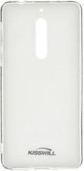 Kisswill silikonski ovitek za Nokia 5, prozoren