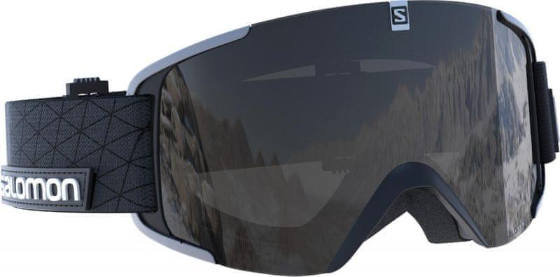 Salomon Xview Black/Universal Mirror Silver