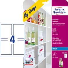 Avery Zweckform etikete za steklenke MD4001 5 listova