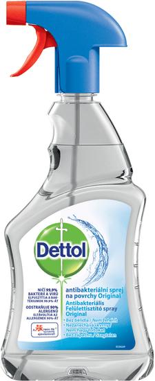 Dettol Antibakteriální sprej na povrchy 500 ml