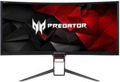 """Acer Z35P zahnutý 35"""" LED herní monitor (UM.CZ1EE.P01)"""