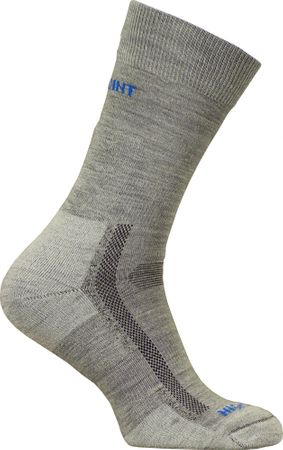 High Point Trek Merino Socks Grey 43-45