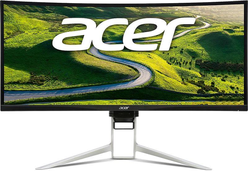 """Acer XR382CQK zahnutý 37,5"""" LED monitor (UM.TX2EE.005)"""