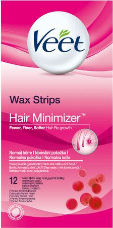 Veet depilacijski trakovi za normalno kožo Wax Strips, 12 kosov