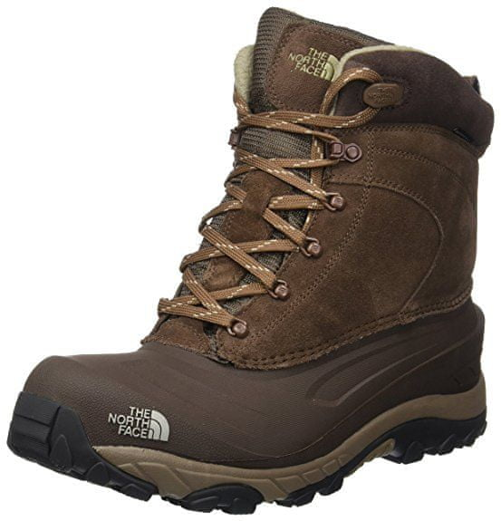 The North Face M Chilkat III Mudpack Brown/B 45