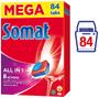1 - Somat All-in-One tablety do myčky 84 ks