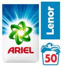 Ariel Touch of Lenor Fresh prací prášek 3,5 kg (50 praní)