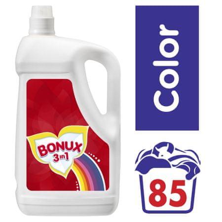 Bonux pralni gel Color, 5,52 l