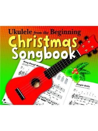 MS Ukulele From The Beginning Christmas Songbook Škola hry na ukulele