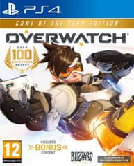 Blizzard igra Overwatch GOTY (PS4)