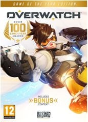 Blizzard igra Overwatch GOTY (PC)