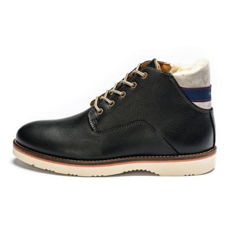 Gant buty za kostkę męskie Huck 43 czarny