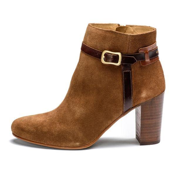 Gant dámská kotníčková obuv Alma 41 hnědá