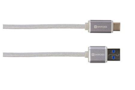 Skross napajalni in sinhronizacijski kabel, USB Type-C 3.0