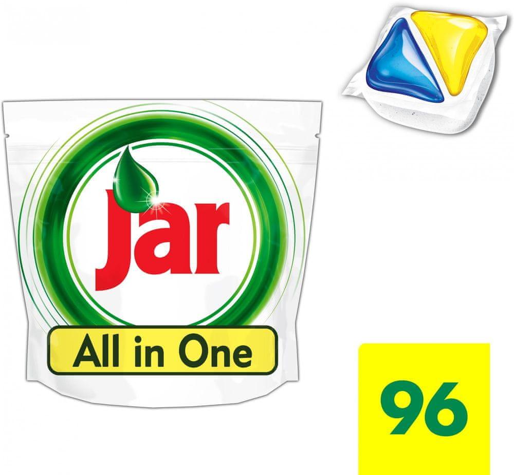 Jar kapsle Yellow 96 ks