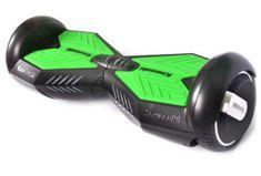 Kawasaki skuter rolka KX-PRO6.5A, črno/zelena