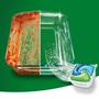5 - Jar Platinum Mosogatógép kapszula, 36 db, Zöld