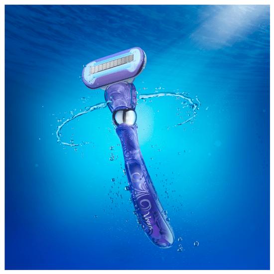 Gillette Venus Swirl holiace hlavice 4ks
