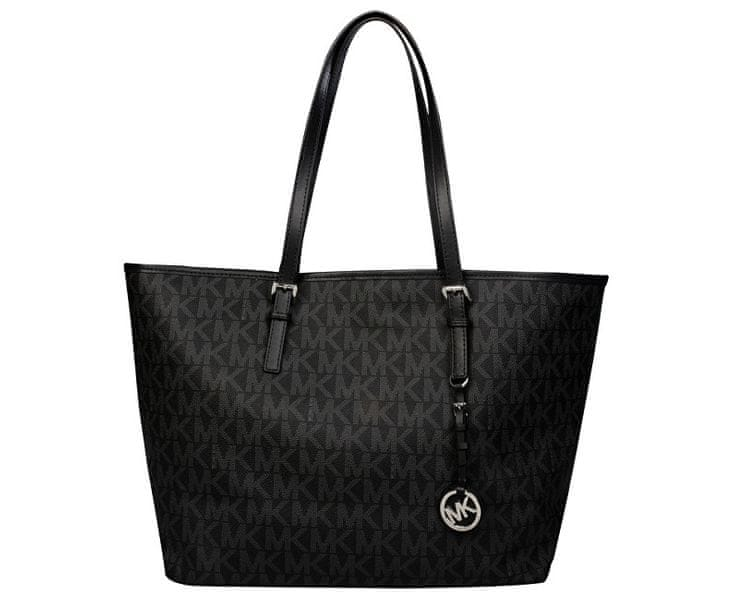 Michael Kors Kabelka Medium Travel Tote - Black