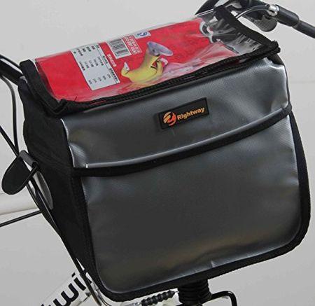 Löhr torba za kolo RIGHTWAY, 20 l, črna