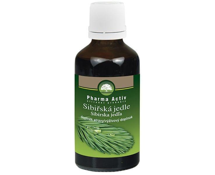 Pharma Activ Olej ze sibiřské jedle bělokoré 50 ml