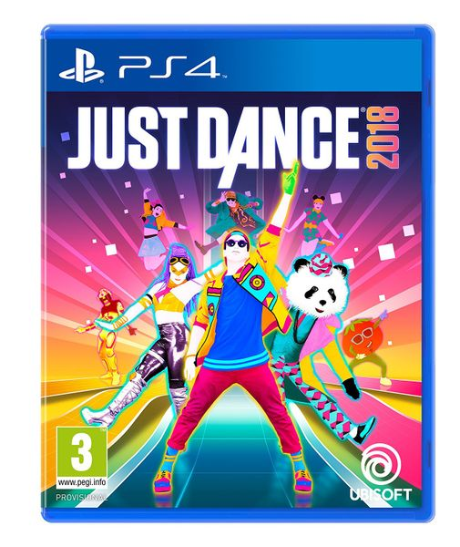 Ubisoft Just Dance 2018 / PS4