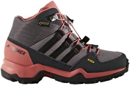 Adidas Terrex Mid GTX K Trace Grey/Core Black/T